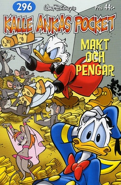 Kalle Ankas Pocket nr 296