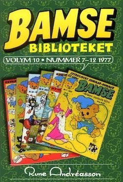 Bamsebiblioteket. Vol. 10, Nummer 7-12 1977