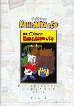 Kalle Anka & C:o. Den kompletta årgången 1958. D. 2