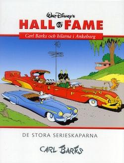 Walt Disney's hall of fame : de stora serieskaparna. 03, Carl Barks. Carl Barks och bilarna i Ankeborg