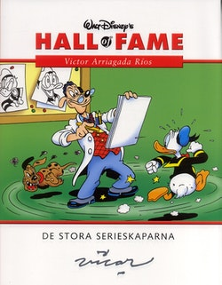 Walt Disney's hall of fame : de stora serieskaparna. 04, Vicar - Victor Arriagada Ríos