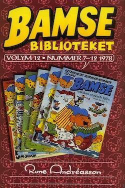 Bamsebiblioteket. Vol. 12, Nummer 7-12 1978