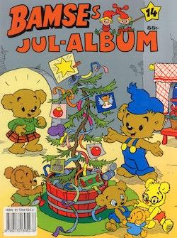 Bamses Julalbum 14