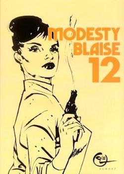 Modesty Blaise nr 12