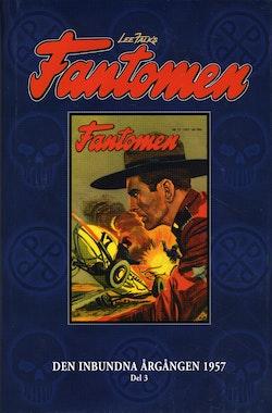Fantomen. Den inbundna årgången 1957. D. 3
