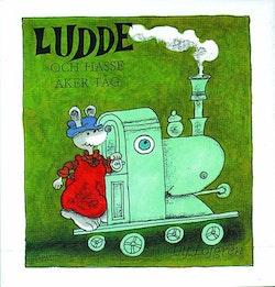 Ludde och Hasse åker tåg