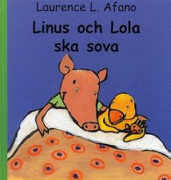 Linus och Lola ska sova