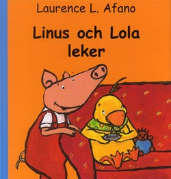 Linus och Lola leker