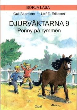 Djurväktarna : ponny på rymmen