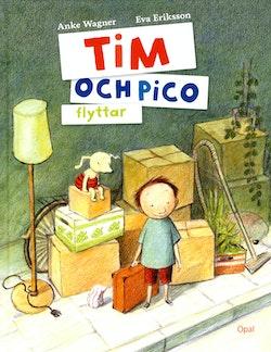 Tim och Pico flyttar