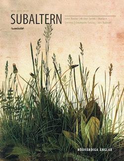 Subaltern 3(2011)