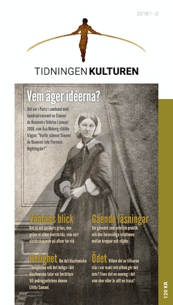 Tidningen Kulturen : 2018:1-3
