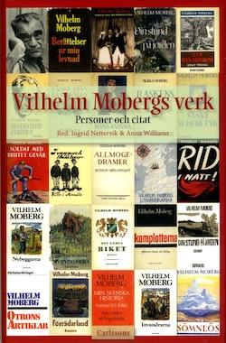 Vilhelm Mobergs verk : personer och citat