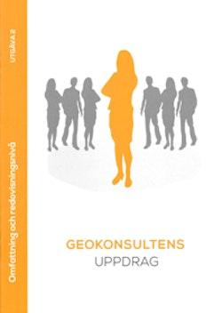 Geokonsultens uppdrag : omfattning och redovisningsnivå