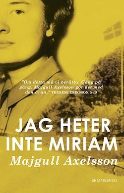 Jag heter inte Miriam