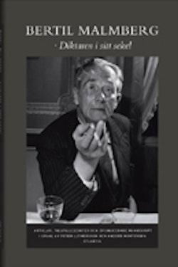 Diktaren i sitt sekel : artiklar, tillfällesdikter och opublicerade manuskript