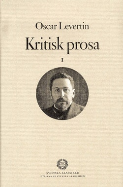Kritisk prosa I