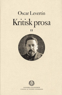 Kritisk prosa II