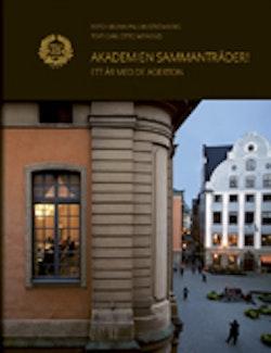 Akademien sammanträder! : ett år med De Aderton
