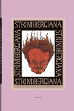 Strindbergiana - Tjugoåttonde samlingen utgiven av Strindbergssällskapet