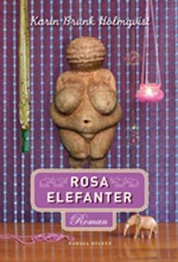 Rosa elefanter