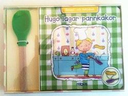 Hugo lagar pannkakor : recept och fakta