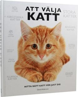 Att välja katt : hitta rätt katt för just dig