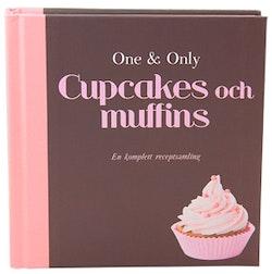 Cupcakes och muffins : en komplett receptsamling