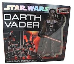 Star Wars : Darth Vader en rekonstruktion i 3D