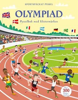 Olympiad - pysselbok med klistermärken