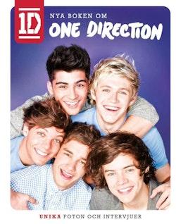 Nya boken om One Direction: unika foton och intervjuer