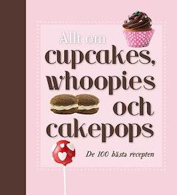 Allt om cupcakes, whoopies och cakepops