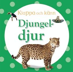 Klappa och känn - djungeldjur
