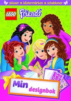 LEGO Friends : min designbok
