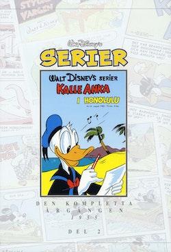 Walt Disney's Serier. Den kompletta årgången 1955. D. 2