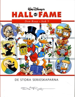 Walt Disney's hall of fame : de stora serieskaparna. 26, Don Rosa 9
