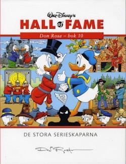 Walt Disney's hall of fame : de stora serieskaparna. 27, Don Rosa 10