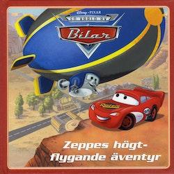 Bilar. Zeppes högtflygande äventyr