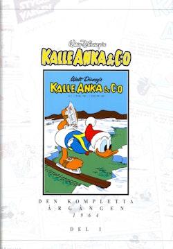 Kalle Anka & Co Den kompletta årgången 1964. D 1