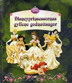 Disneyprinsessornas gyllene sagor