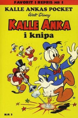 Kalle Ankas Pocket Favorit i repris 3
