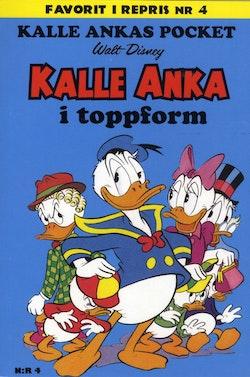 Kalle Ankas Pocket Favorit i repris 4