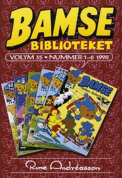Bamsebiblioteket. Vol 35