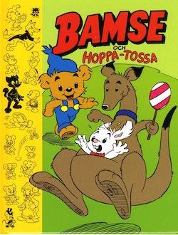 Bamse och Hoppe-Tossa