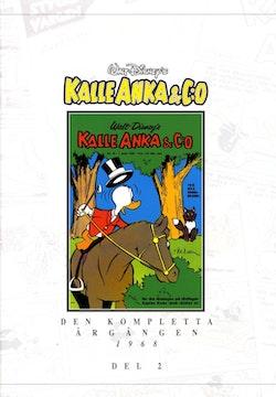 Kalle Anka & C:o. Den kompletta Årgången 1968. D.2
