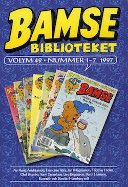 Bamse Biblioteket. Vol 49, nummer 1-7 1997