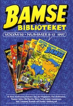 Bamse Biblioteket. Vol 50, nummer 8-13 1997