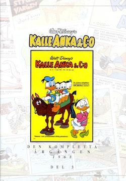 Kalle Anka & C:o. Den kompletta Årgången 1968. D.3
