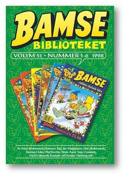 Bamse Biblioteket. Vol 55, nummer 1-7 2000
