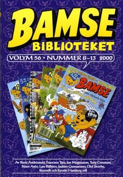 Bamse Biblioteket. Vol 56, nummer 8-13 2000